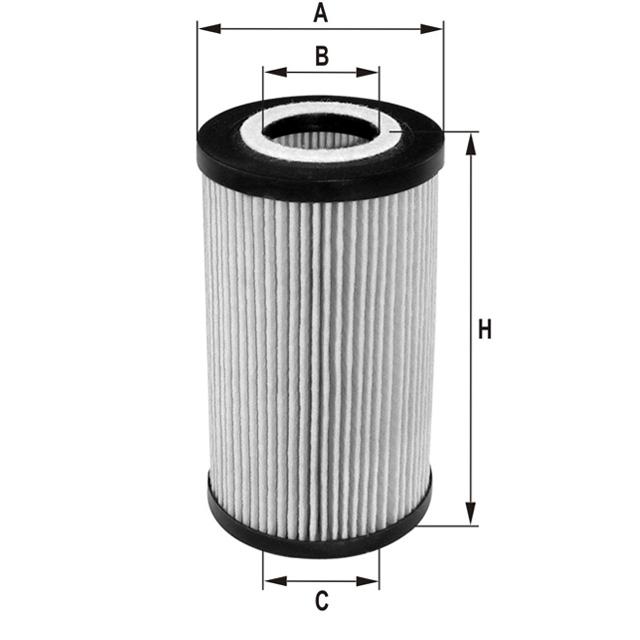 Fil FiltreMLE1348Oil Filter