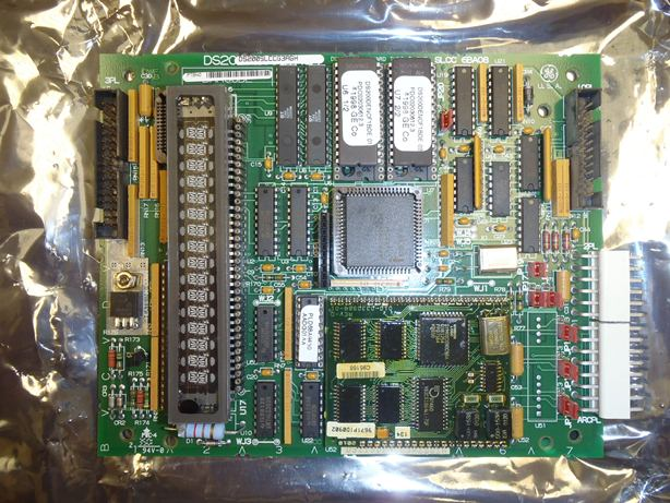 General Electric DS200SLCCG3AFG LAN COMM.CARD