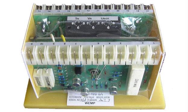Siemens6GA2490-0AAVR- Automatic Voltage Regulator