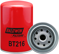 Baldwin BT216 Oil Filter, Full Flow Spin-on