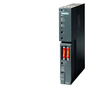 Siemens 6ES7407-0RA02-0AA0 SIMATIC S7-400, POWER SUPPLY PS407, 20A, WIDERANGE, 120/230V UC, 5V DC20/A
