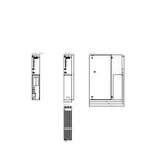 Siemens6ES7407-0RA02-0AA0SIMATIC S7-400, POWER SUPPLY PS407, 20A, WIDERANGE, 120/230V UC, 5V DC20/A