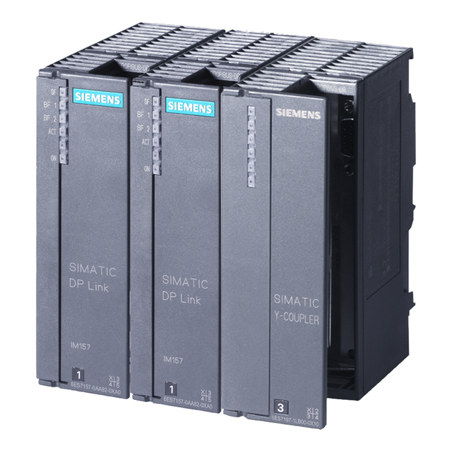 Siemens6ES7197-1LA12-0XA0SIMATIC S7-400H, Y-LINK FOR CONNECTING SINGLE-CHANNEL DP SLAVES TO S7-400H AND AS 410H