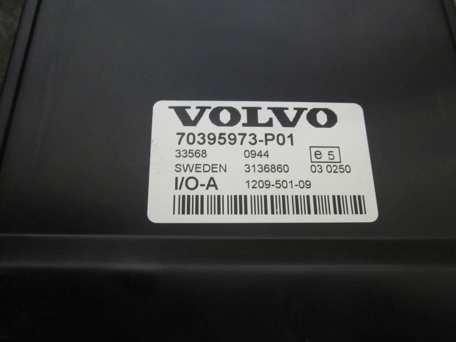 Volvo Penta70395973-P01ECM-Engine Control Module