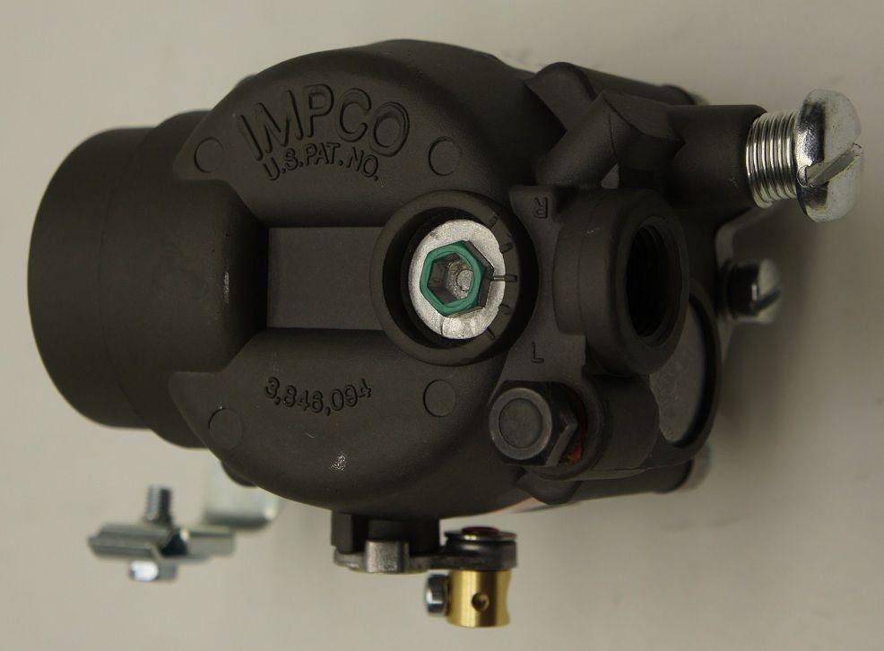IMPCOCA50LPG Carburator, Mixer