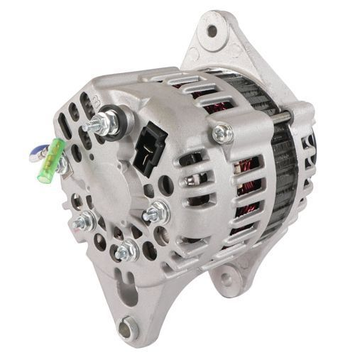 Yanmar 119836-77200 Alternator, 12 Volt 40 Amp