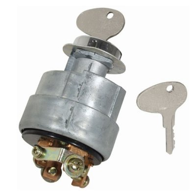 Yale 91106-07400 Ignition Switch