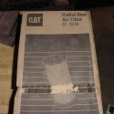 Caterpillar 6I-2509 Air Filter, Primary