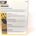 Caterpillar 1R-0726 FILTER, OIL CARTRIDGE