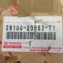 Toyota28100-20553-71Starter Motor