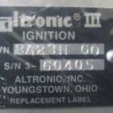 Altronic8A23H-GOMAGNETO GP