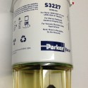 Parker320R-RAC-01Racor Spin-On Fuel Filter/Water Separator Complete Kit