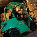 Mitsubishi Dizel Forklift FD25N