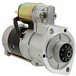 Kubota1C01063010Starter Motor, 12 V 2.5 kW