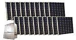 5000 W Solar Panel System