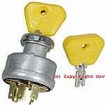 504240838 Igntion Switch, Yale Forklift