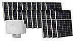 6000 Watt Grid-tie Solar Panel Kit
