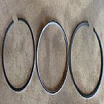 Daewoo/Doosan 65.02503-8146 PISTON:RING KIT