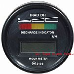 Battery Discharge Gauge