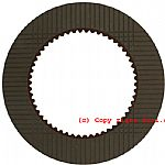 D141112 FRICTION PLATE, DISC BRAKES