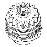 RE521502 Water Pump