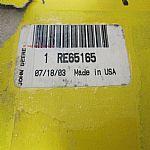 RE65165 bearing Main STD